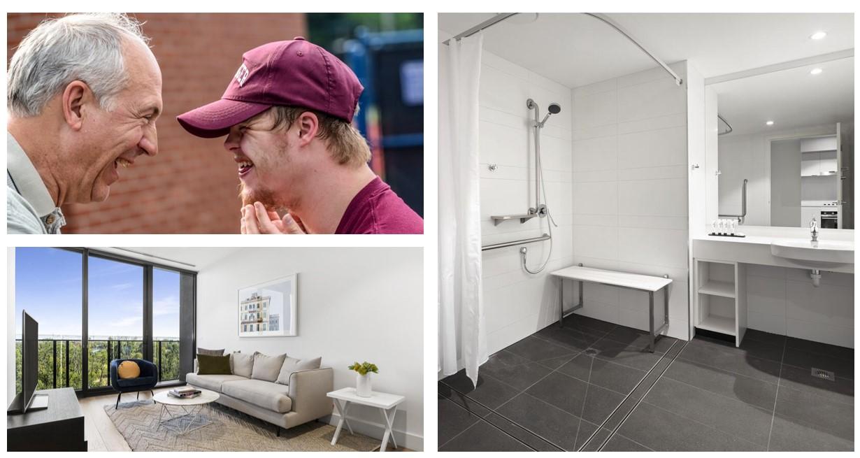 NDIS Medium Term Accommodation MediStays i