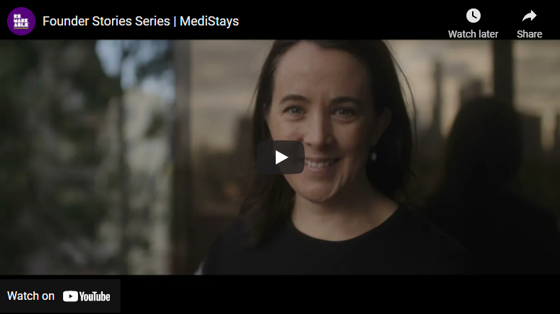 Remarkable Disability Accelerator: MediStays Story
